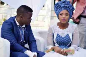 Twitter Thinks OPW Pastor Was Throwing Shade At Groom